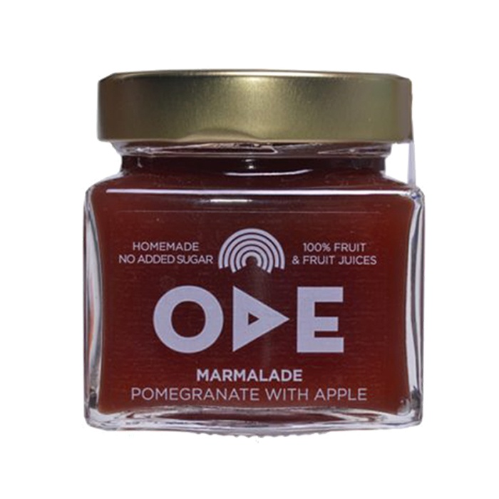 Ode to pomegranate