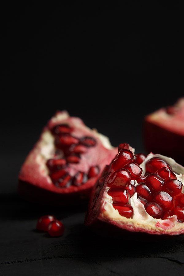 ρόδι pomegranate